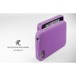 SGP iPhone 4 Case Ultra Silke R Series [Lavenda] (SGP06941)